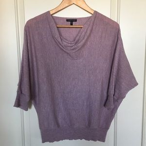 Eileen Fisher Sweaters - Eileen Fisher lilac wool sweater